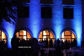 Illumination Rathaus Wertheim 2014