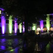 Illumination beim Wertheimer Stadterlebnis 2014