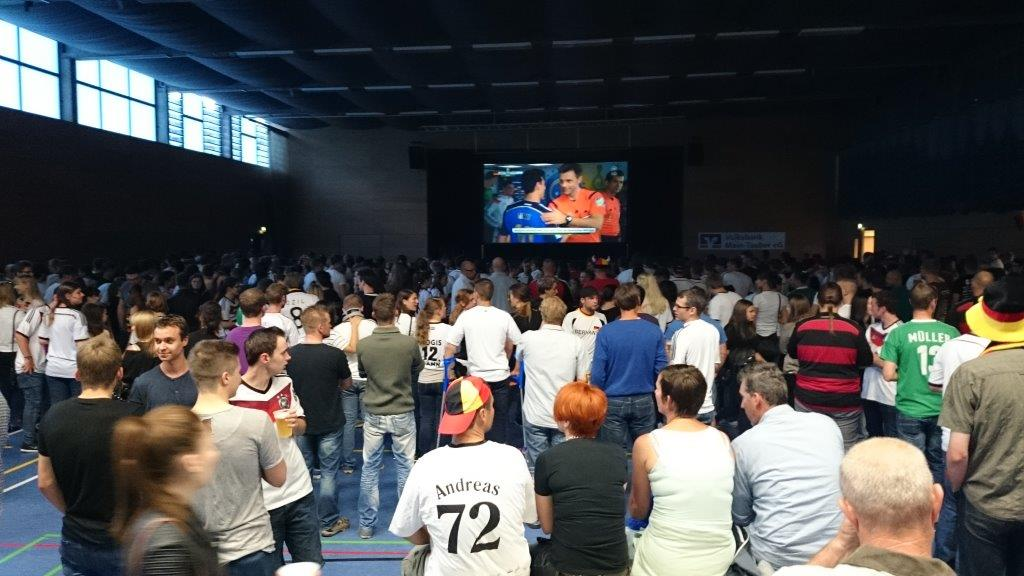 Public-Viewing WM 2014