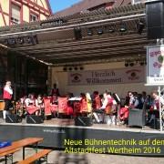 Wertheimer Altstadtfest 2015