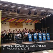 Regionaltag in Wertheim 2015