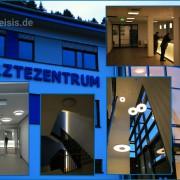 Beleuchtung im Ärztezentrum Wertheim 2016
